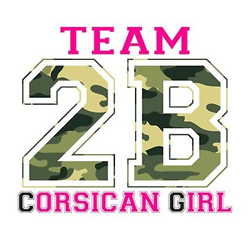 T-shirt CORSICAN GIRL by william2a