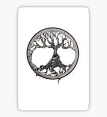 Elm Eye  Sticker