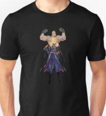 Armstrong Inspired Anime Shirt T-Shirt