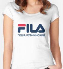 GOSHA HYPEBEAST Women's Fitted Scoop T-Shirt