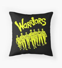 The Warriors - 2017/2018 Floor Pillow