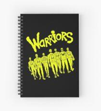 The Warriors - 2017/2018 Spiral Notebook