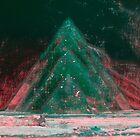 Alien Pyramid by Glen Allen