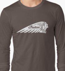 Indian Motorcycle Logo White T-Shirt