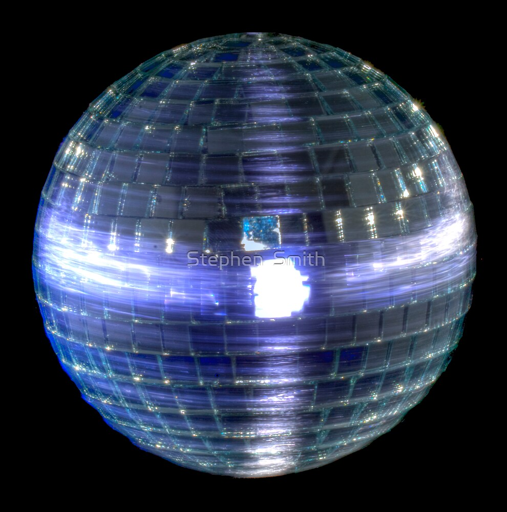 Disco Ball by Stephen  Smith