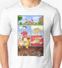 honey on pokemon funny Unisex T-Shirt