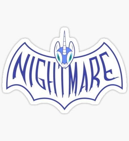 NIGHTMARE Sticker