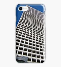 Highrise, Downtown Los Angeles, Full Color iPhone Case/Skin