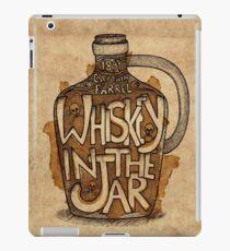 Whiskey in the Jar iPad Case/Skin