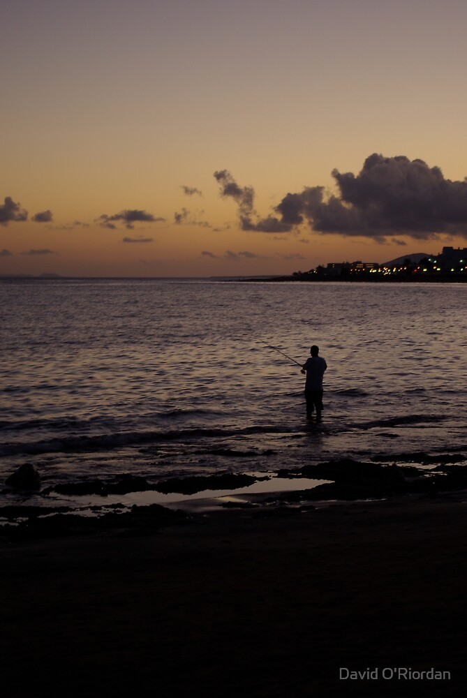Gone Fishing by David O'Riordan