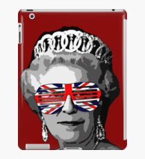 Queen Elizabeth iPad Case/Skin
