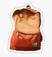 My Best Backpack Sticker