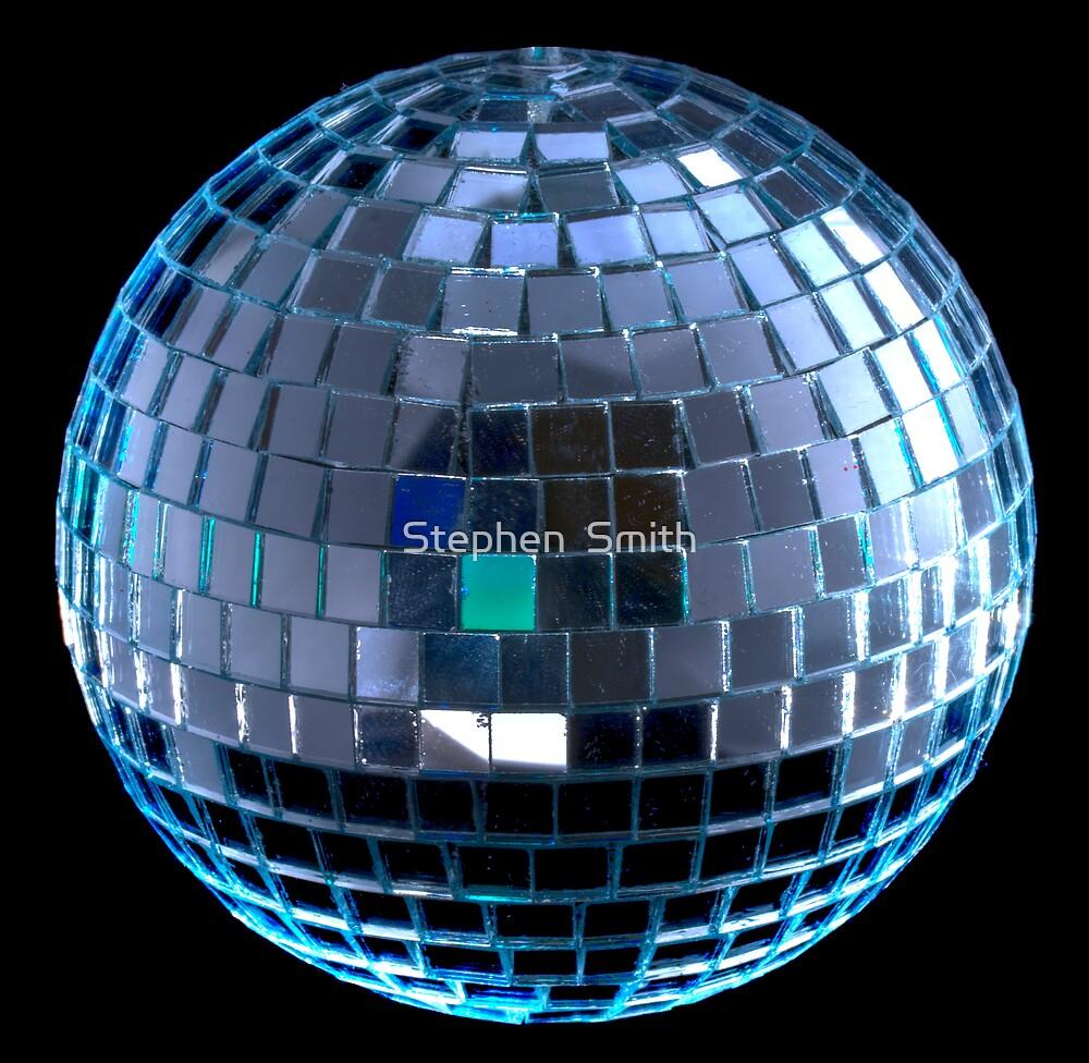 Disco Ball II by Stephen  Smith