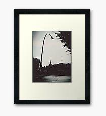 Friedrichshain Framed Print