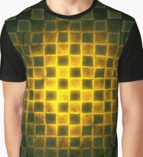 Abstract Grid 11 Graphic T-Shirt
