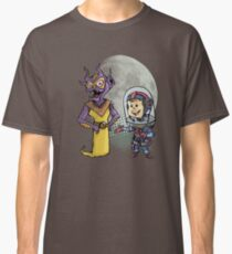 SpaceKid and Prince Arthur Violetbug the Third of the Wealth Planet Classic T-Shirt