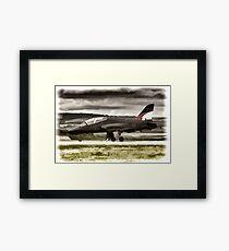 Fighter Jet Framed Print