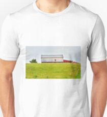 A Barn On A Hill T-Shirt