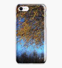 Feuilles d'Or iPhone Case/Skin