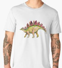 My friend Stegosaurus Men's Premium T-Shirt