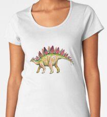 My friend Stegosaurus Women's Premium T-Shirt