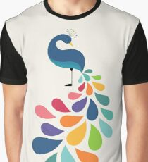 Dreamy Petal Graphic T-Shirt