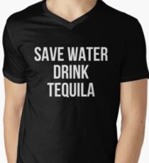 Save Water Drink Tequila T-Shirt T-Shirt