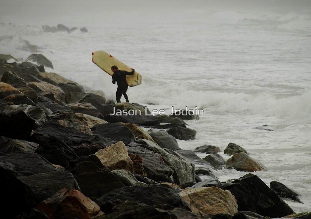 Balancing Act by Jason Lee Jodoin