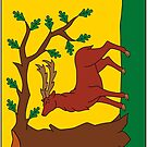 Berkshire Flag Phone Cases by mpodger