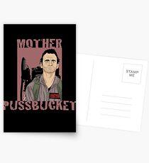 Ghostbusters Venkman 'Mother Pussbucket' Postcards