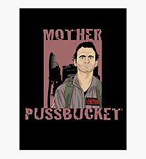 Ghostbusters Venkman 'Mother Pussbucket' Photographic Print