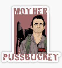 Ghostbusters Venkman 'Mother Pussbucket' Sticker