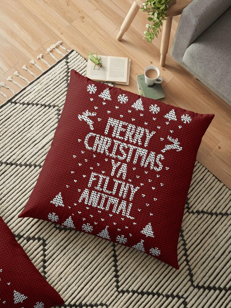 Ugly Christmas Sweater by ValentinaHramov