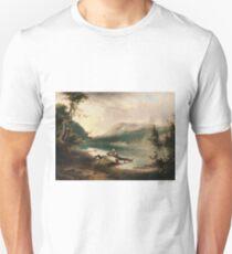 Delaware Water Gap by Thomas Doughty T-Shirt