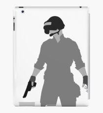 PUBG Graphic Character Logo! iPad Case/Skin