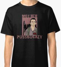 Ghostbusters Venkman 'Mother Pussbucket' Classic T-Shirt