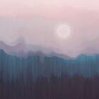 Pink Fog by Okti W.