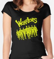 The Warriors - 2017/2018 Women's Fitted Scoop T-Shirt