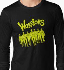 The Warriors - 2017/2018 Long Sleeve T-Shirt