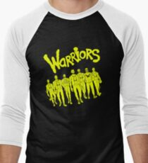 The Warriors - 2017/2018 Men's Baseball ¾ T-Shirt