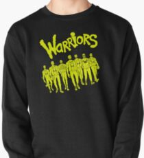 The Warriors - 2017/2018 Pullover