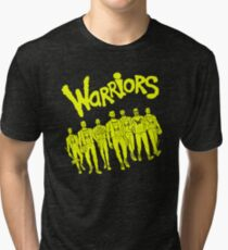 The Warriors - 2017/2018 Tri-blend T-Shirt