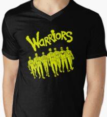 The Warriors - 2017/2018 Men's V-Neck T-Shirt
