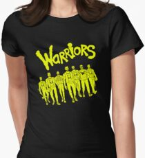 The Warriors - 2017/2018 Women's Fitted T-Shirt