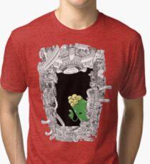 Erm ... 'scuse me ... Tri-blend T-Shirt