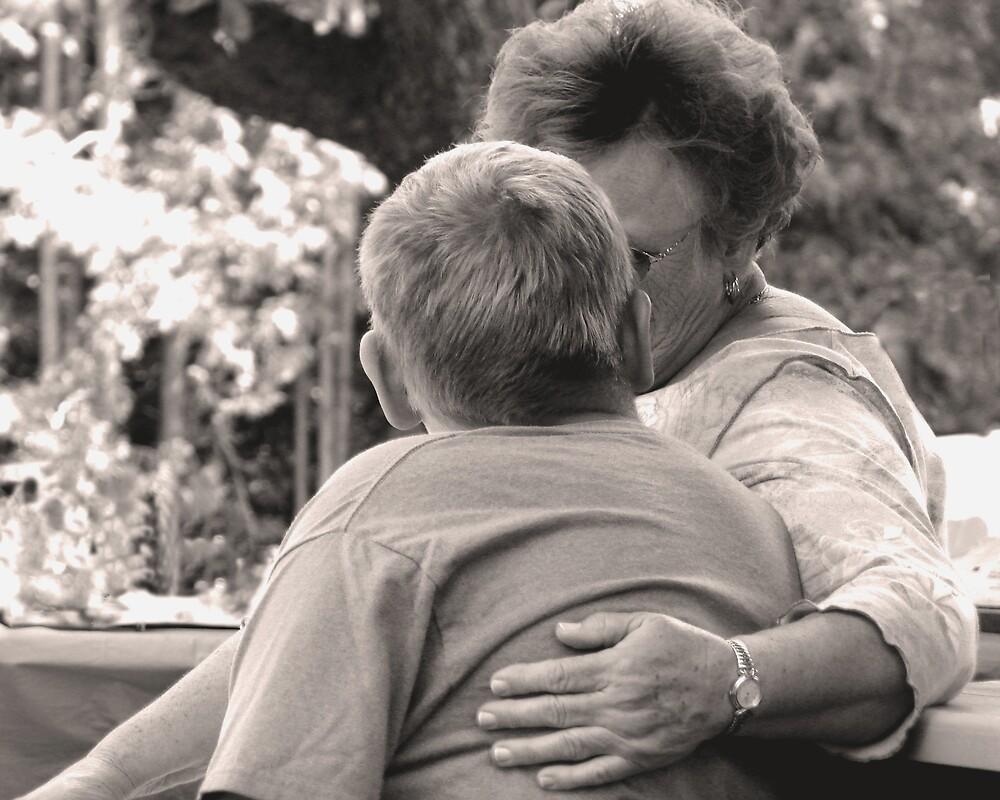 Grandmother's Love by Debbie West