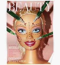 Beauty Magazine Poster