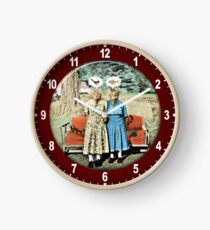 Two Cool Kitties: What's for Lunch? Clock