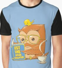 Just One More Chapter Graphic T-Shirt