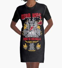 Road to Valhalla Tour Graphic T-Shirt Dress